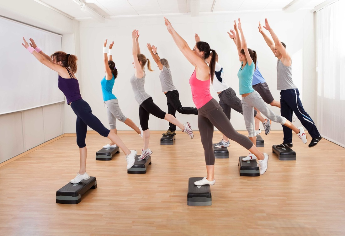 Learn the basic skills of aerobics